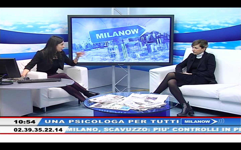 Milanow violenza coppia